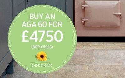 Great Savings on AGA 60