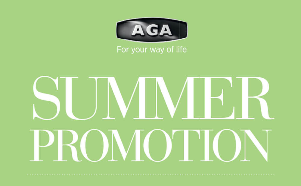 AGA Summer Promotion