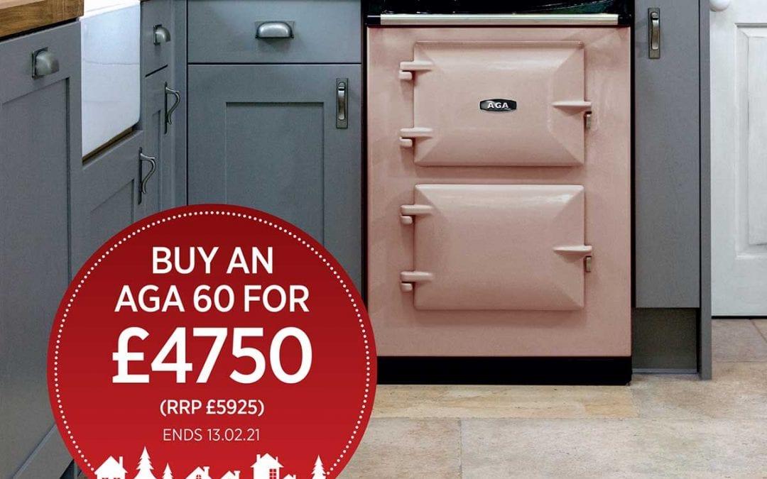 Buy an AGA60 for £4750