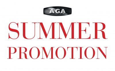 AGA Summer Promotion 2021